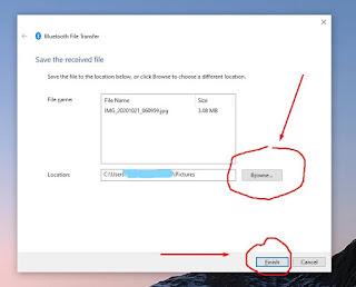 Beberapa Cara Transfer File Dari Android Ke Komputer Atau Sebaliknya