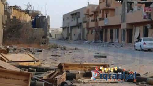 بالأسماء.. تعرف على الضحايا المصريين في انفجار بنغازى أمس الأربعاء 13-6-2016