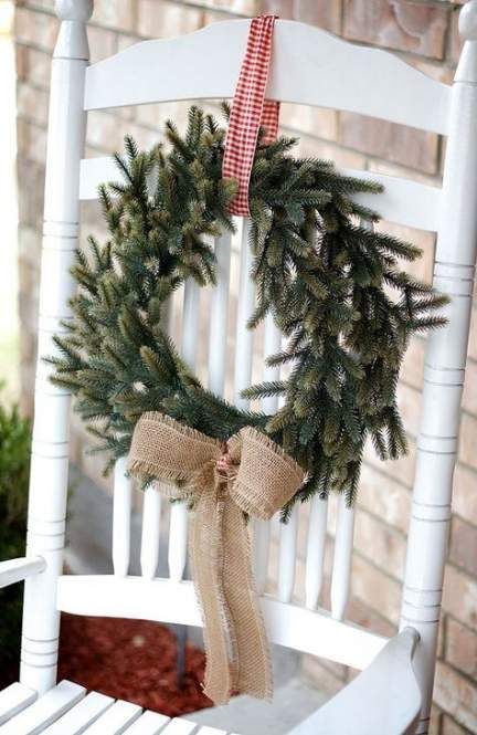 *6 ways to decorate your porch for Christmas