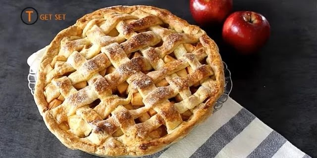 Making Easy apple pie recipe | step by step filling