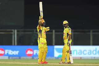 Cricket Highlightsz - DC vs CSK Match 2 IPL 2021 Highlights