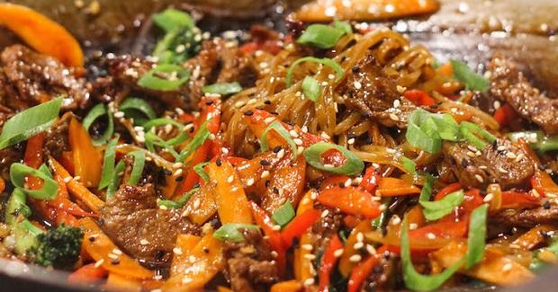 Garlic Sesame Noodles Recipe