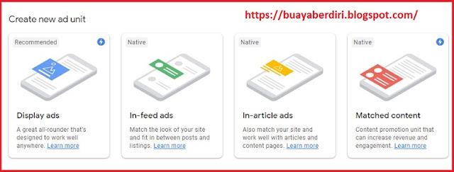 Iklan Matched Content - Meningkatkan penghasilan dengan Matched Content