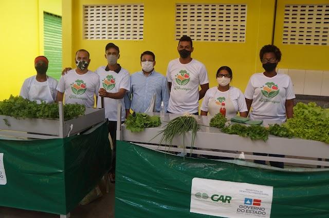 Feira Agroecológica faz sucesso em  Acajutiba