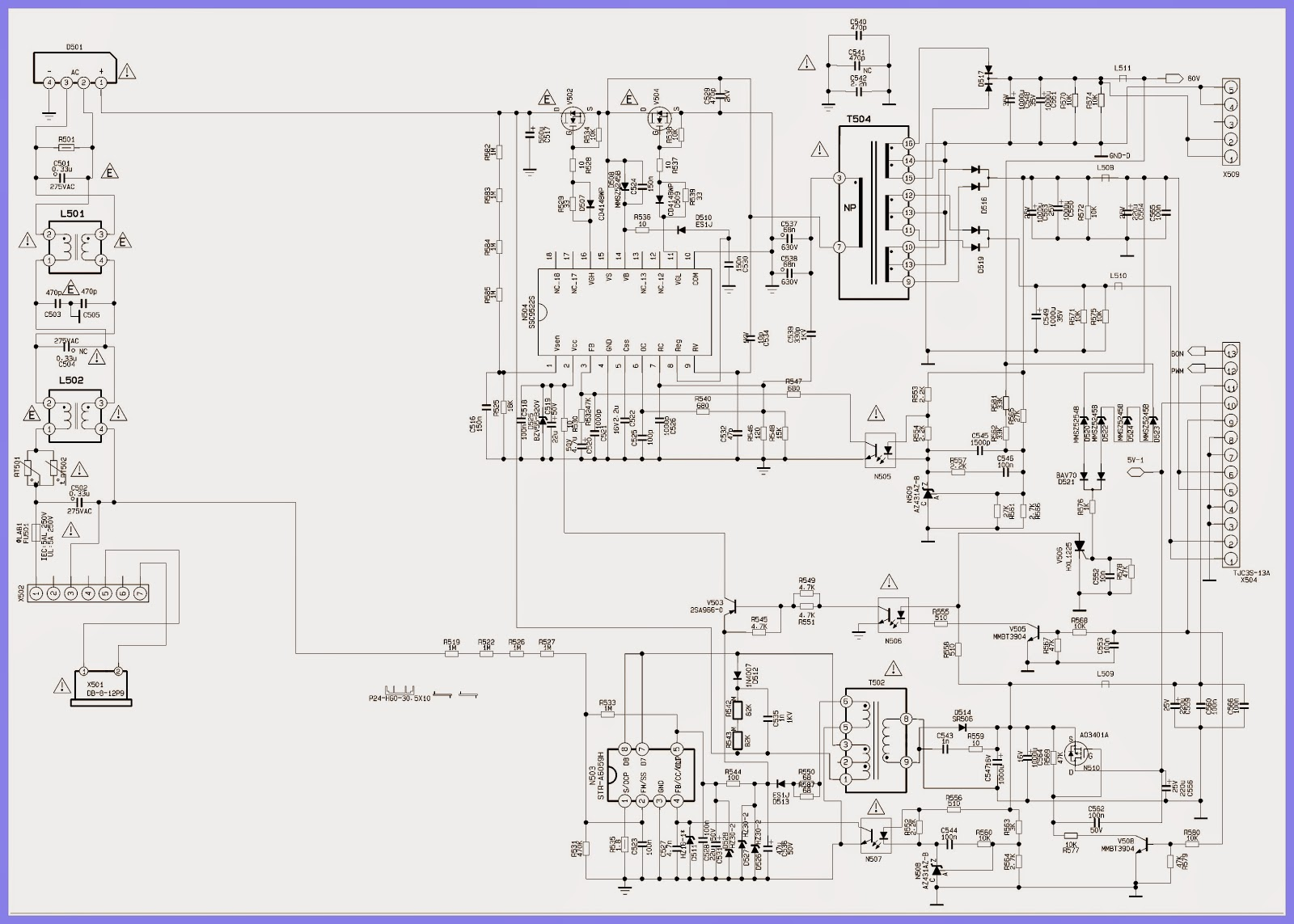 Sanyo Tv Schematic LG TV Schematics ~ Elsavadorla