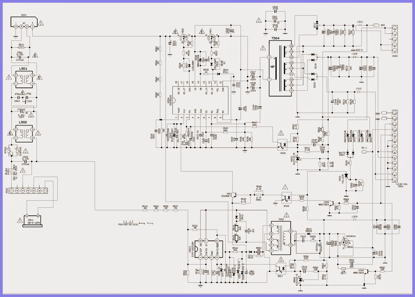 back light inverter [ 1600 x 1143 Pixel ]
