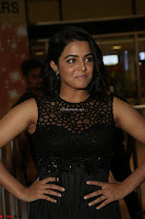 Wamiqa Gabbi in a sleeveless Black Designer Transparent Gown at 64th Jio Filmfare Awards South ~  Exclusive 122.JPG