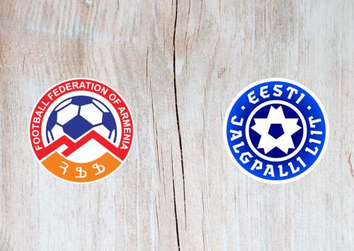 Armenia vs Estonia -Highlights 08 September 2020