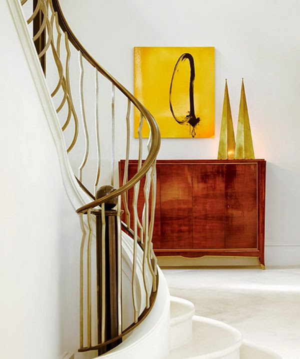 Modern Interior Staircase Materials Photo: 9 Interesting Interior Stairs Design Ideas With Low Budget