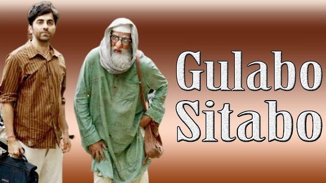 gulabo sitabo full movie download [tamilrockers] 480p mp4 HD 720p