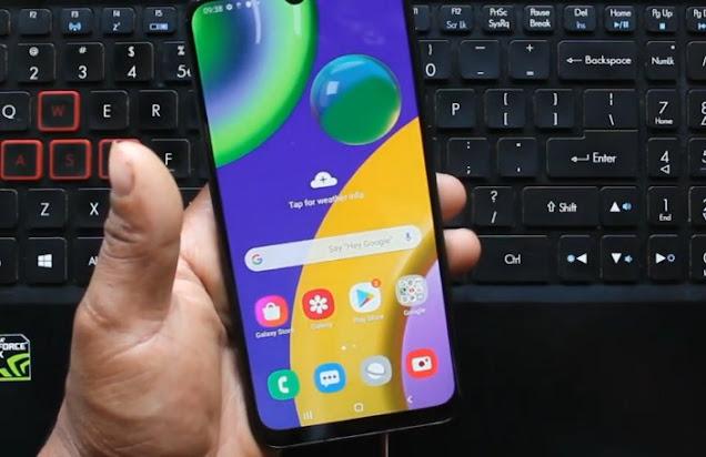 Cara Hapus FRP Akun Google Verifikasi Samsung M21 SM-M215F Via Remote Teamviewer