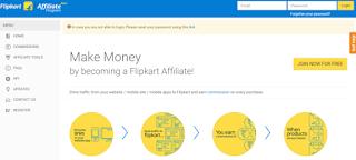 How to join Flipkart Affiliate Program?