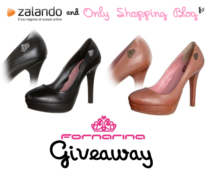 buy online f3c2a a57de Only Shopping Blog - Fashion Blogger: Giveaway - Win a pair ...