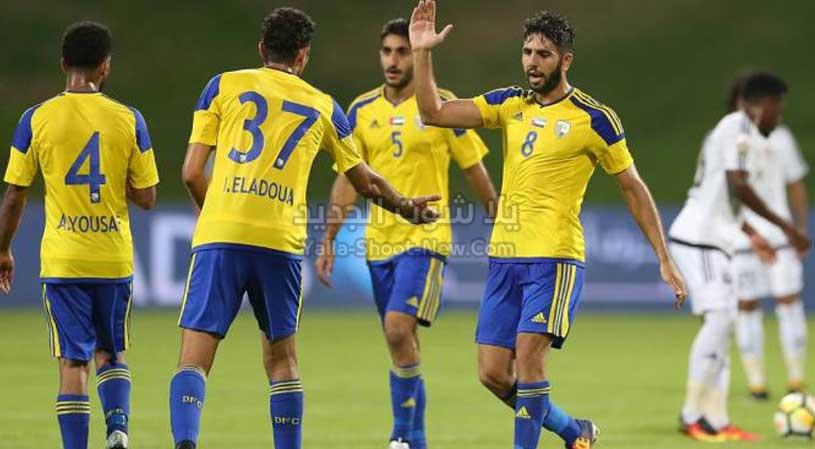 الظفرة يتاهل لنصف نهائي كأس رئيس الدولة الإماراتي بعد تخطي الجزيرة