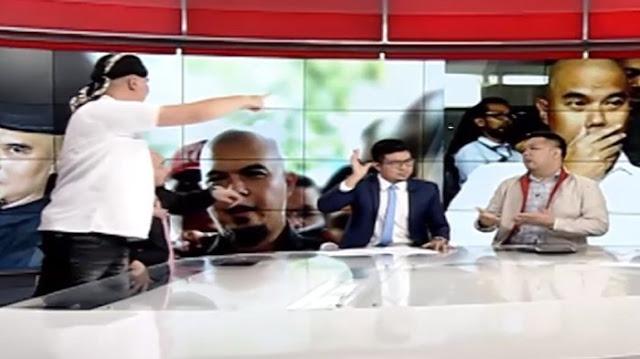 Ahmad Dhani Beber Alasan 'Walk Out' dari Acara Debat