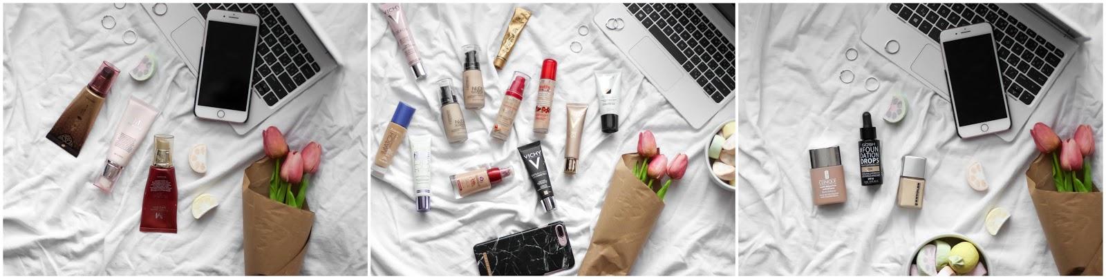 spotřebovaná kosmetika, dekorativní kosmetika makeupy korektory