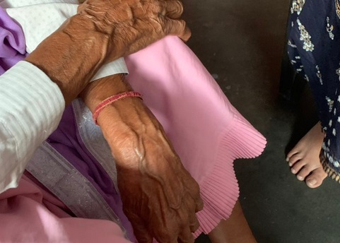 90-year-old woman r*ped multiple times in India
