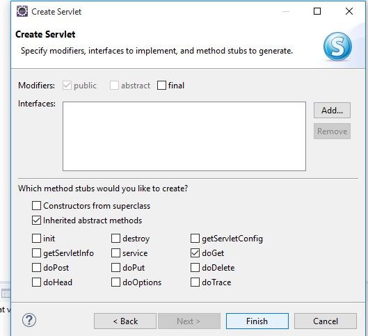 Hello World Servlet example using eclipse IDE