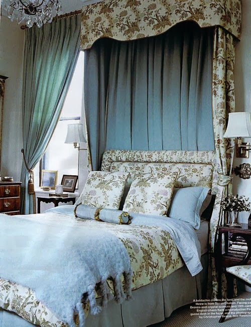Bed and Window Curtains  Curtains Design