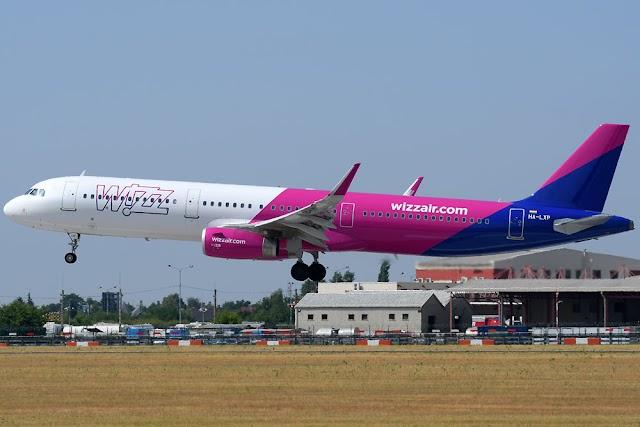 Wizz Air präsentiert neue Such-Funktion auf der Website