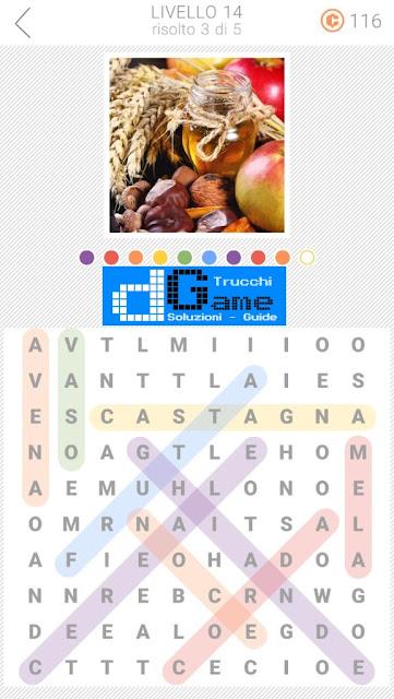 10x10 Crucipuzzle soluzione pacchetto 13 livelli (1-5)