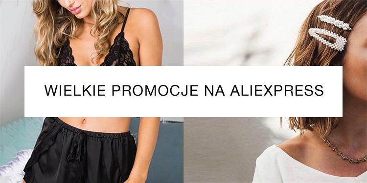 AliExpress - wielkie promocje 11.11 - co kupić? - Czytaj więcej »