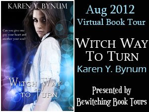 Blog Tour: Witch Way to Turn by Karen Y. Bynum *Promo Stop*