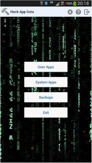 شرح تطبيق Hack App Data لتهكير بيانات الألعاب والتطبيقات على اندرويد