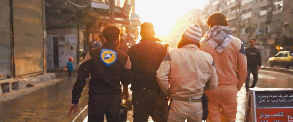 Ostatni w Aleppo - Ludzka godność w gruzach
