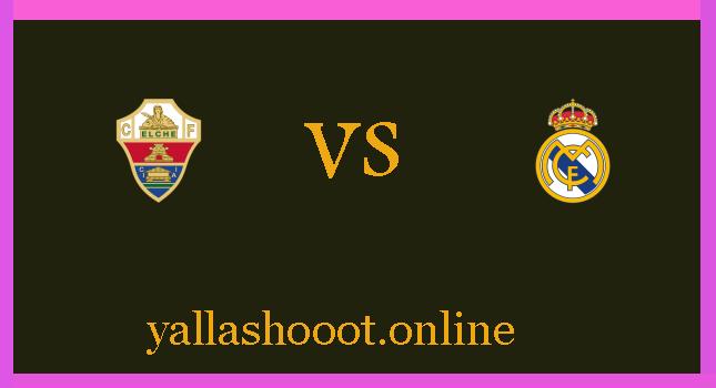 موعد مباراة ريال مدريد والتشي يلا شوت اليوم 13-3-2021 الدوري الاسباني