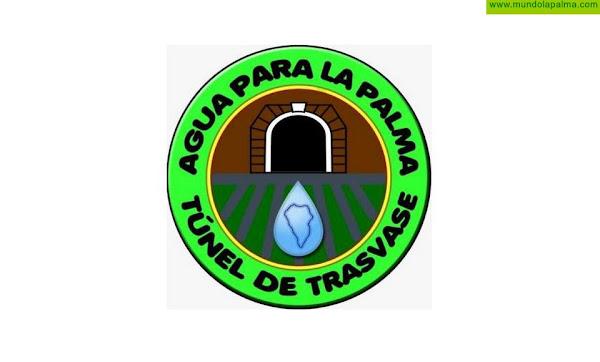 La Plataforma Agua Para La Palma protesta por la supuesta retirada de pancartas por parte del Cabildo