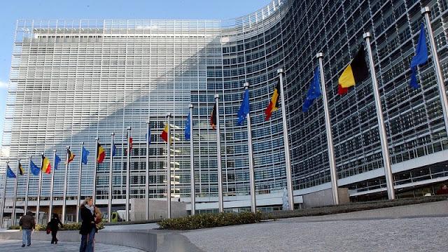Parlamento Europeu em Bruxelas