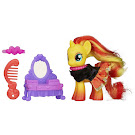 My Little Pony Single Sunset Shimmer Brushable Pony