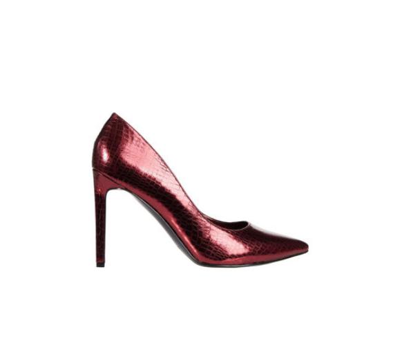 NINE WEST Pantofi stiletto de piele ecologica cu toc inalt