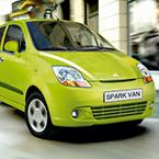 Chevrolet Spark Van Hải Phòng