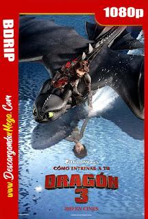 Cómo entrenar a tu dragón 3 (2019) BDRip 1080p Latino-Ingles