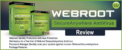 Webroot SecureAnywhere Antivirus 2021 Free Download