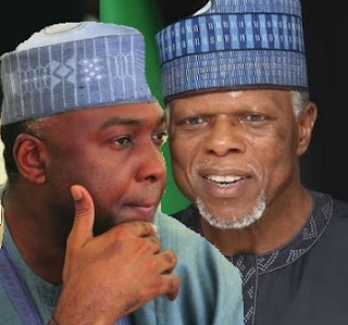 saraki and hameed ali