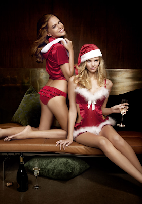 7f8268d9dcd Vive la Mode!  Cute lingerie during the Holidays