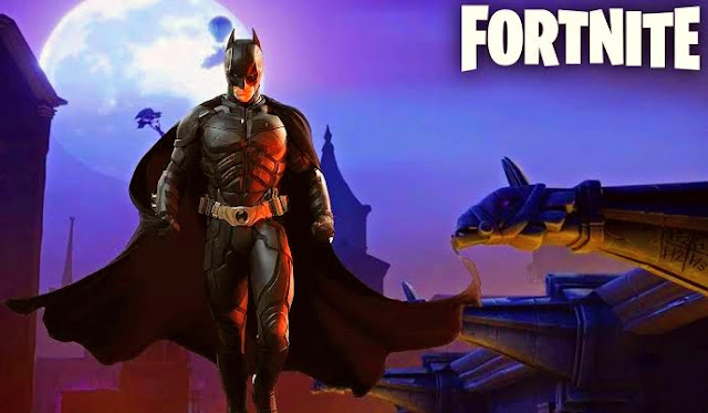 Announcing Fortnite X Batman event and official details to come