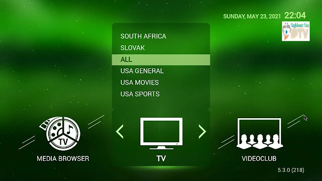 Smart STB is an android app that you can use to watch IPTV on Smart TV. Although this app has it's own IPTV service but you can use other IPTV providers's service on that.