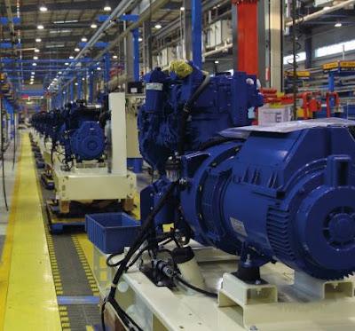 Máy phát điện FG Wilson 200kva – 2000kva
