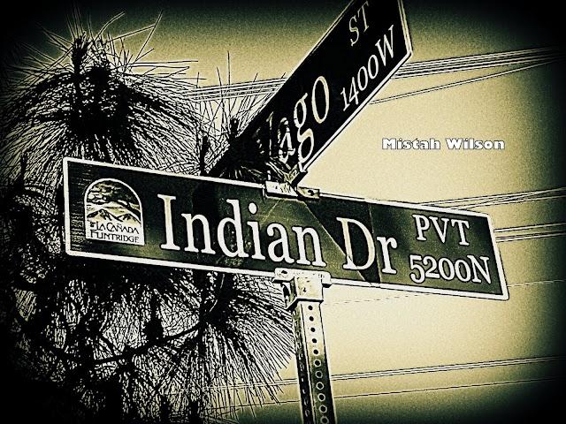 Indian Drive (Private), La Cañada Flintridge, California by Mistah Wilson