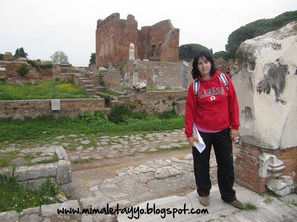 Foro de Ostia Antica