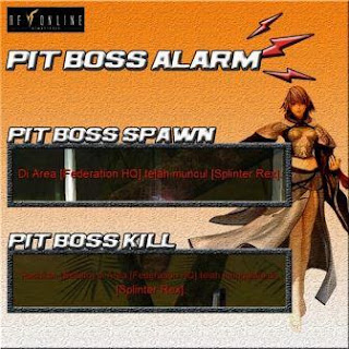Jam Spawn Pit Boss RF - Online Remastered