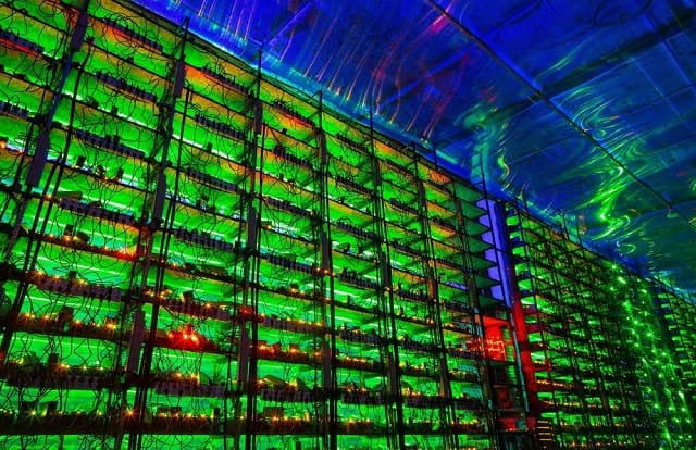 cost bitcoin mining unchanged btc miner expenses electrical use