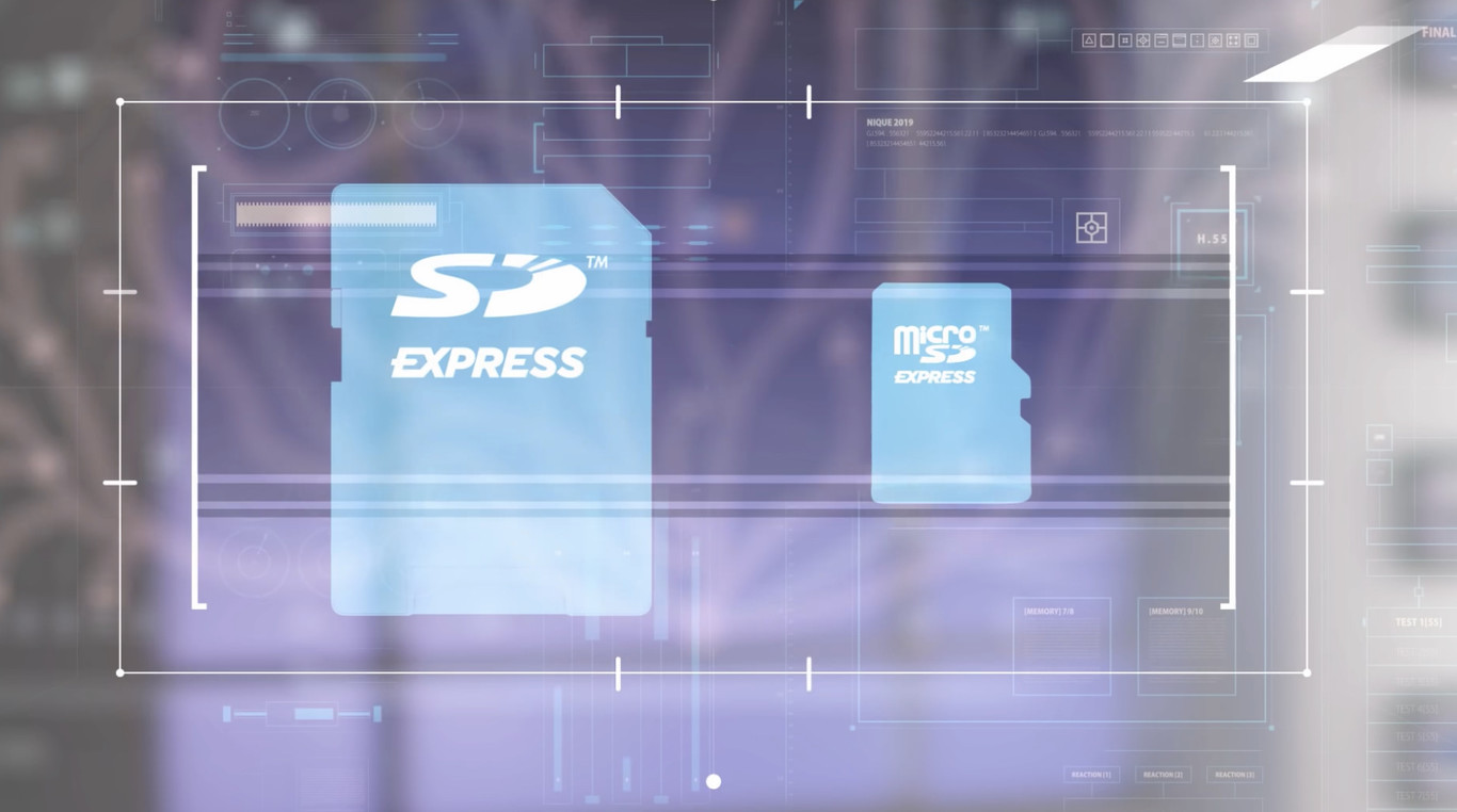 nuevo estandar tarjetas SD 8.0