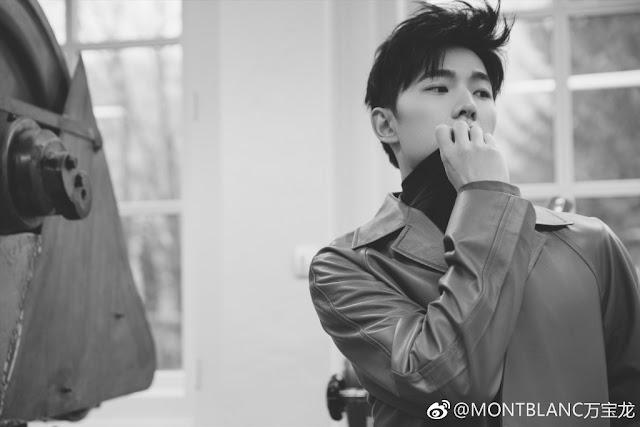 Yang Yang Montblanc brand ambassador