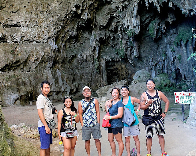 Backpacking Callao Cave