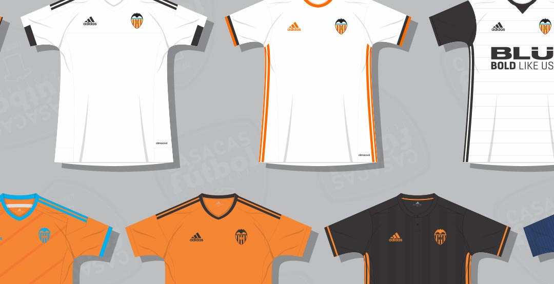 reputable site 8dbec 2915a Puma From Next Season - Here Are All Adidas Valencia Kits In ...